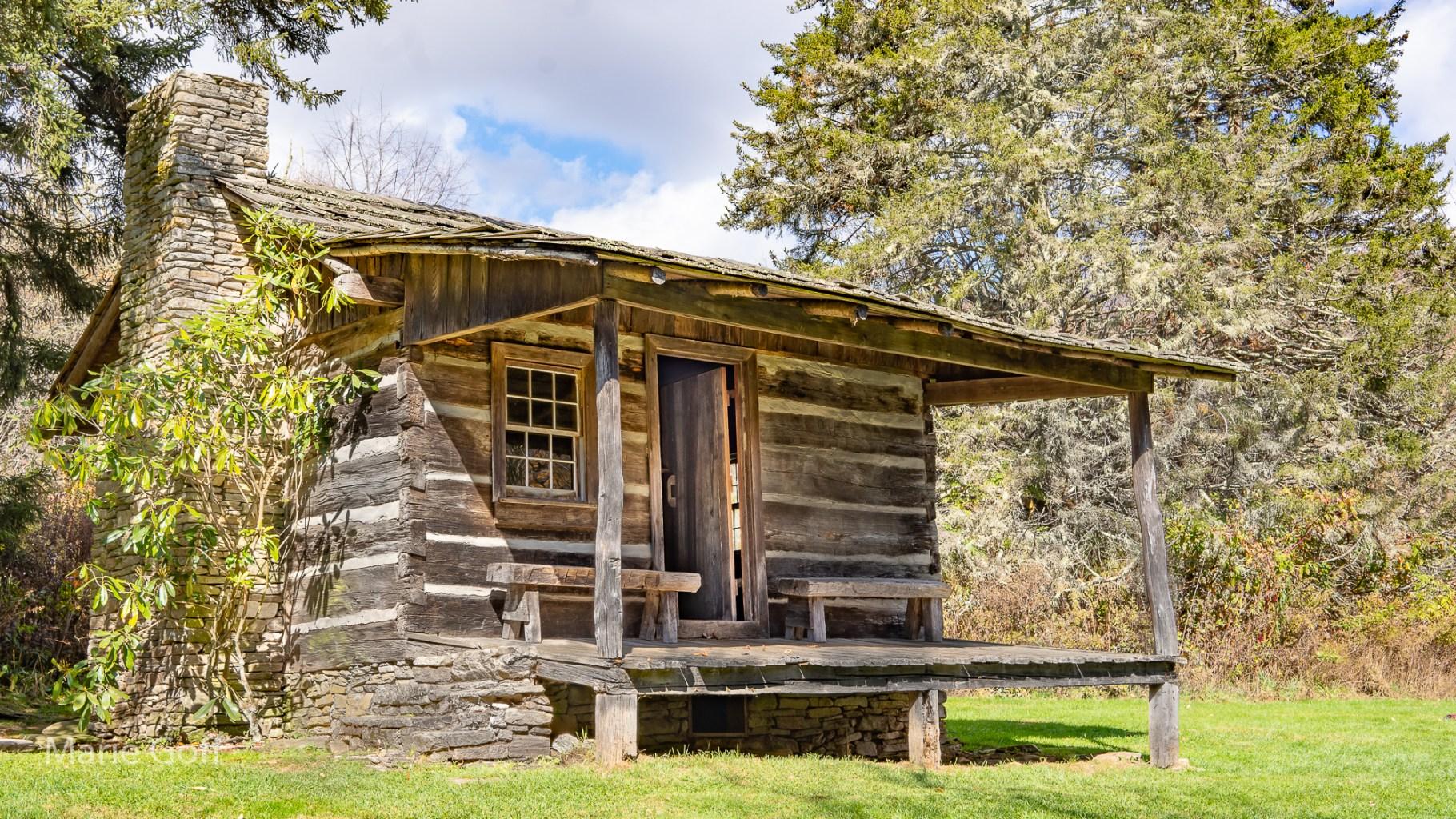 Ferguson Cabin at Purchase Knob
