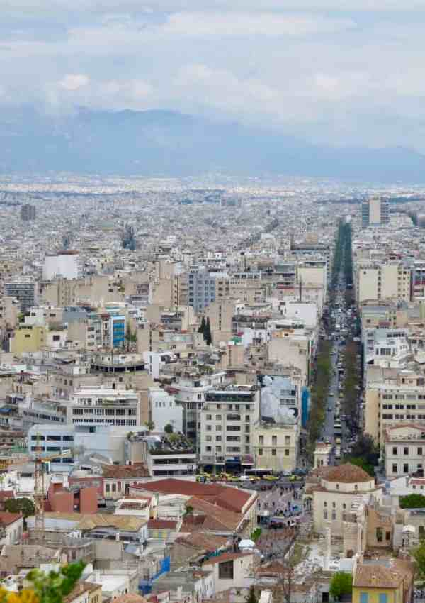 5 Reasons Why You Should Visit Athens, Greece