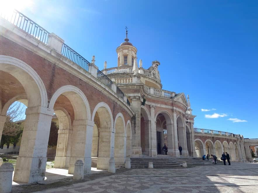 travel notes and things aranjuez, spain