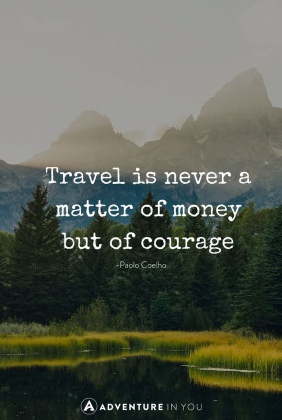 The Realest Travel Quotes You Actually Need To Read Right Now