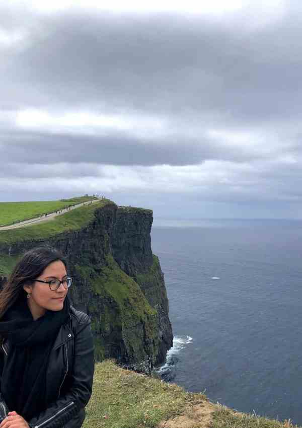 Visiting the Cliffs of Moher with Paddywagon Tours