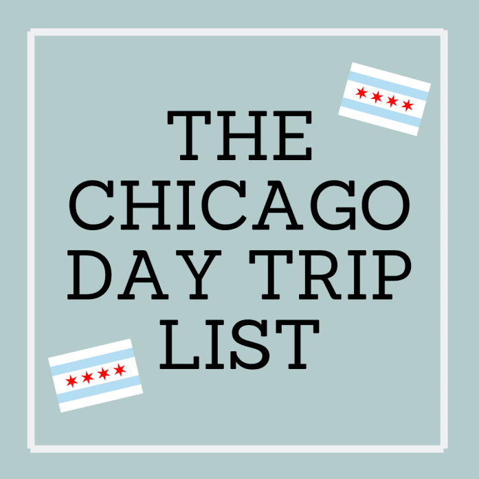 If you're interested in finding out just which day trips are worth the trek outside of the city, then I encourage you to download my Chicago Day Trip List. As someone who has made it their mission to visit different parts of Illinois to learn more about my area, I have found so many hidden gems and picturesque localities that are SO worth the commute out of the city.