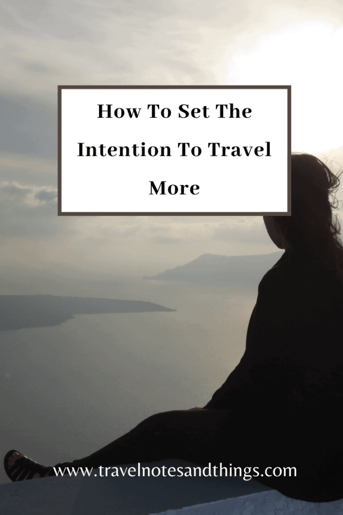 Want to manifest a trip faster? One word: Intention. I really want to focus on is sharing with you a couple of ways in which you can focus on and set your own travel intention for more travel in your life. These are things that I have done in the past, which have helped me manifest amazing travel experiences.