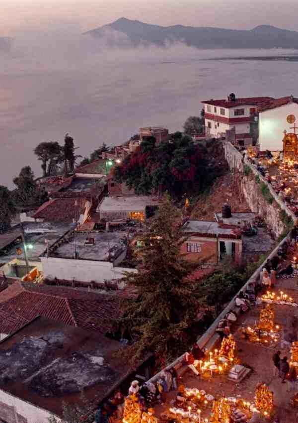 The Best Places in México To Celebrate El Día De Los Muertos (Day Of The Dead)