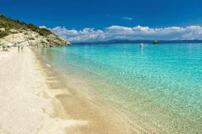 παραλία αρμενιστή χαλκιδική