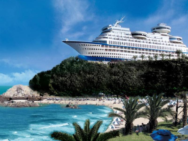 sun cruise resort korea