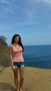 Kashlee Parmiter Ecuador