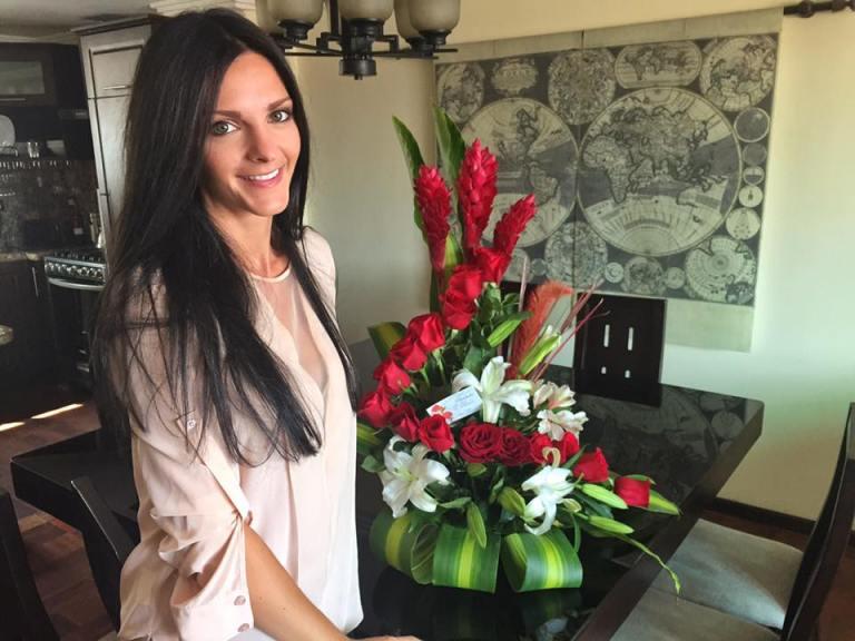 Flowers Cuenca Kashlee Kucheran