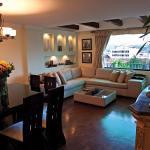 Cuenca Ecuador Rental Living Room