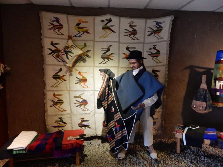 Museum in Cuenca Ecuador