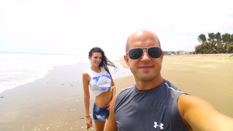Puerto Cayo Beach Ecuador Trevor Kashlee Kucheran