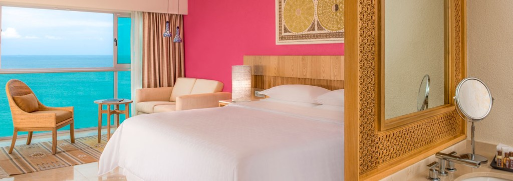 Sheraton Puerto Vallarta Club Room