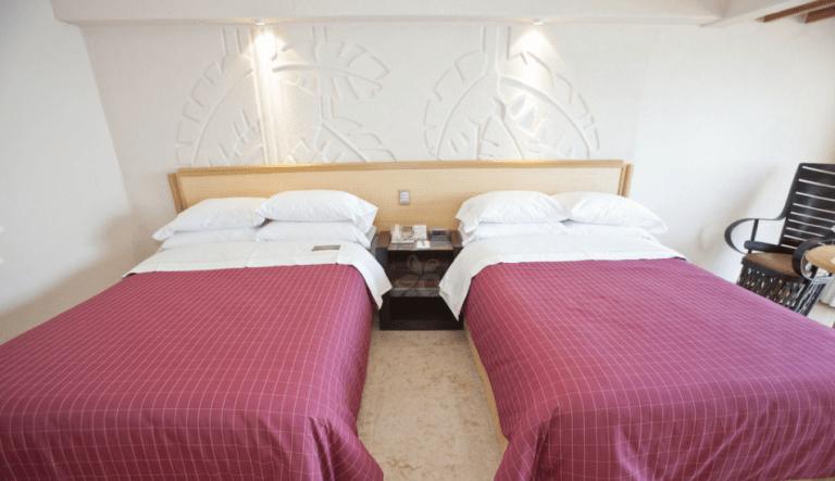 Sheraton Puerto Vallarta Old Rooms