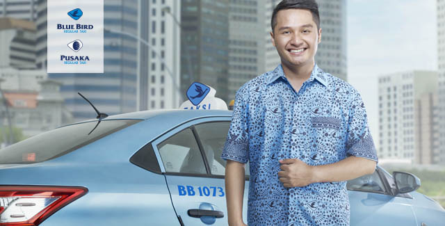How to spot a REAL Blue Bird Taxi Bali