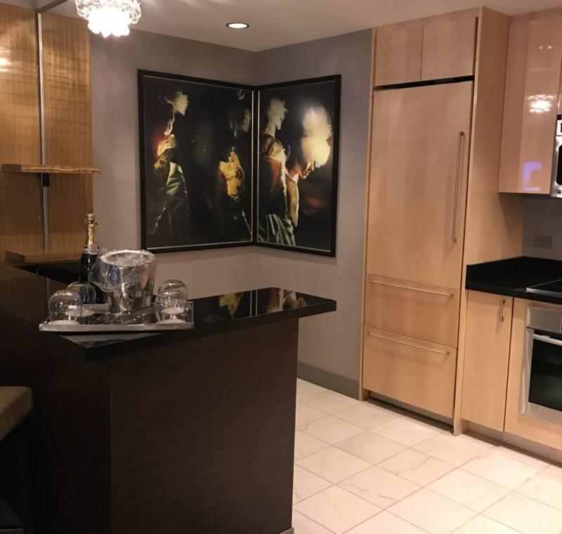 The Cosmopolitan Kitchen Suite