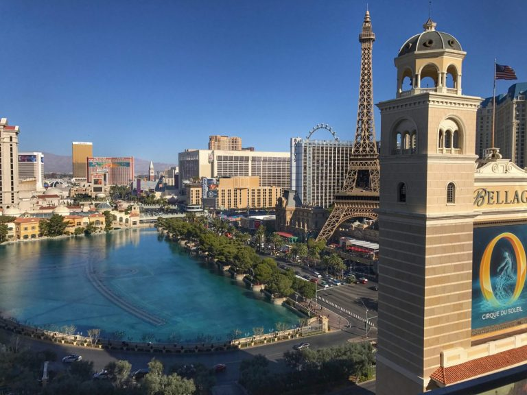 The Cosmopolitan: Best Fountain View Suite in Las Vegas