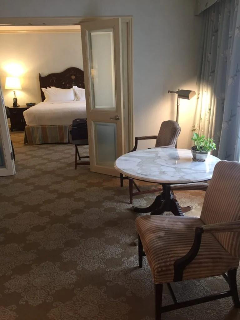 Windsor Court Premium Suite New Orleans