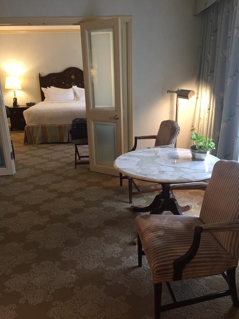 Windsor Court Premium Suite New Orleans