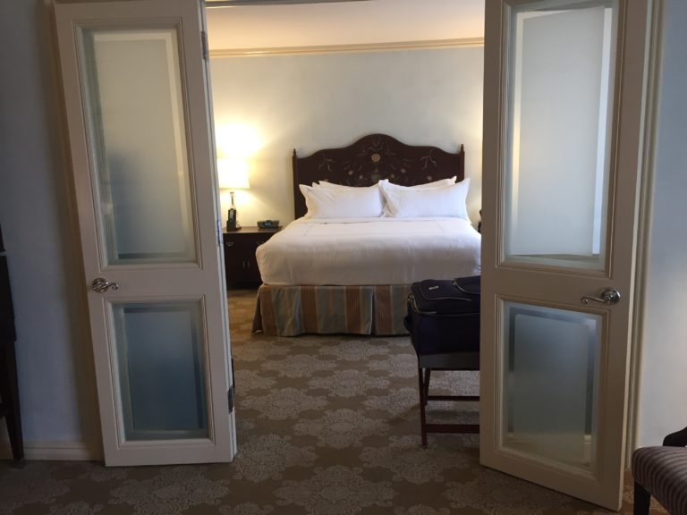 Suite Windsor Court NOLA