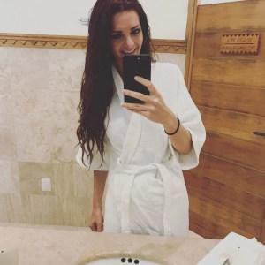 Kashlee Parmiter spa villa premiere