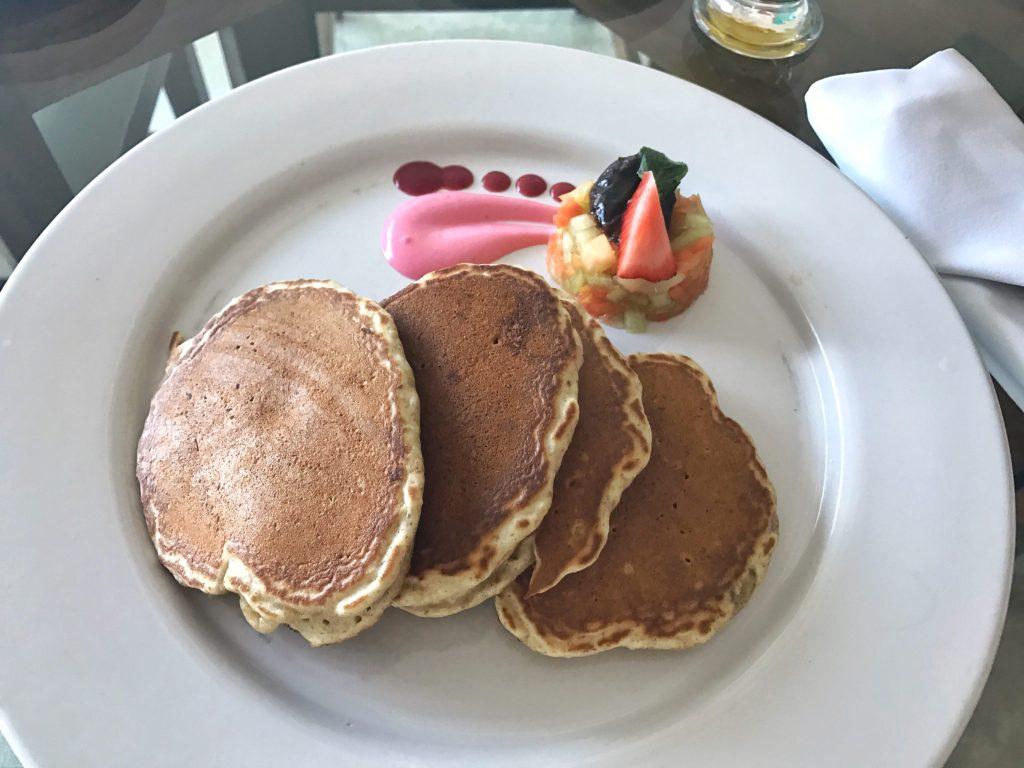 Pancakes Room Service Villa Premiere