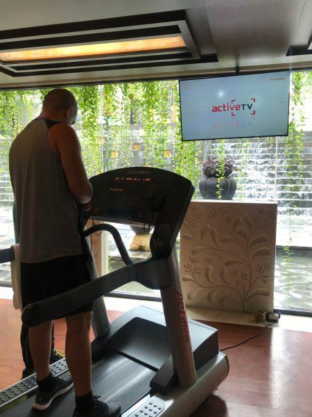 Trans Resort Bali Gym