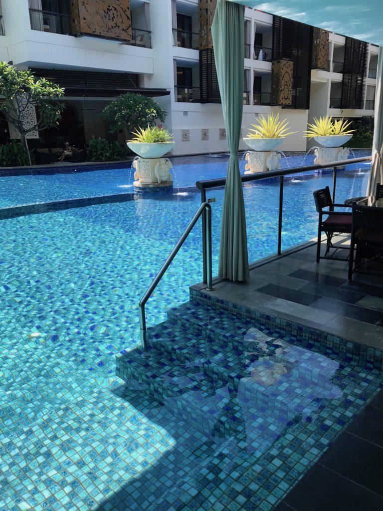 Pool Access Bali- Trans Hotel