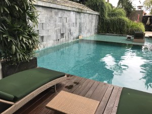 Bali pool access at the Four Points