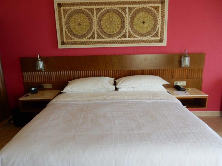 King Bed Sheraton Buganvillas