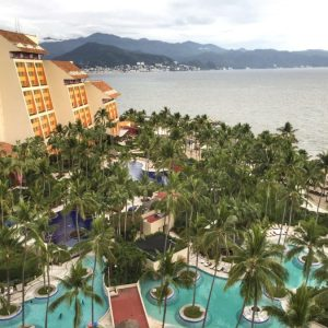 View From Westin Junior Suite Puerto Vallarta