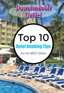 How to get deals on hotels top 10 guide