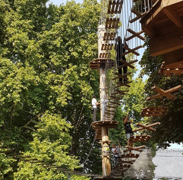 Go Ape Battersea Park Adventure