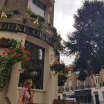 Duke of Kendal in Connaught Village London