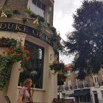 Duke of Kendal in Connaught Village London Kashlee Kucheran