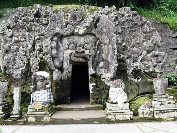 Goa Gajah temple - what to do in Bali