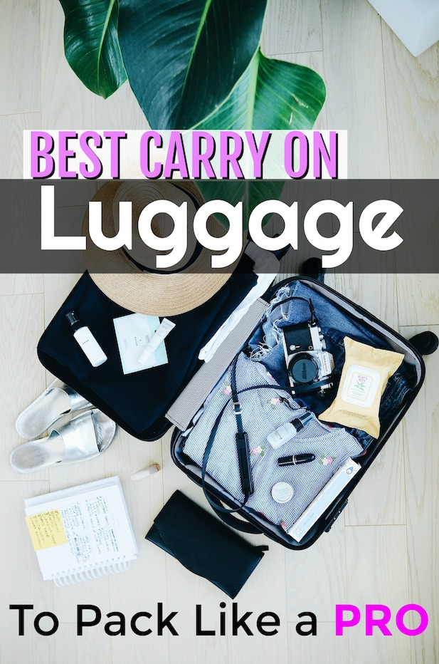 best carry on luggage for 2018