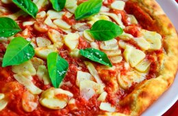 Bali Pizza