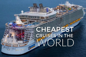 Cheapest Cruises In The World, Cheap Cruises, Cheap Cruises
