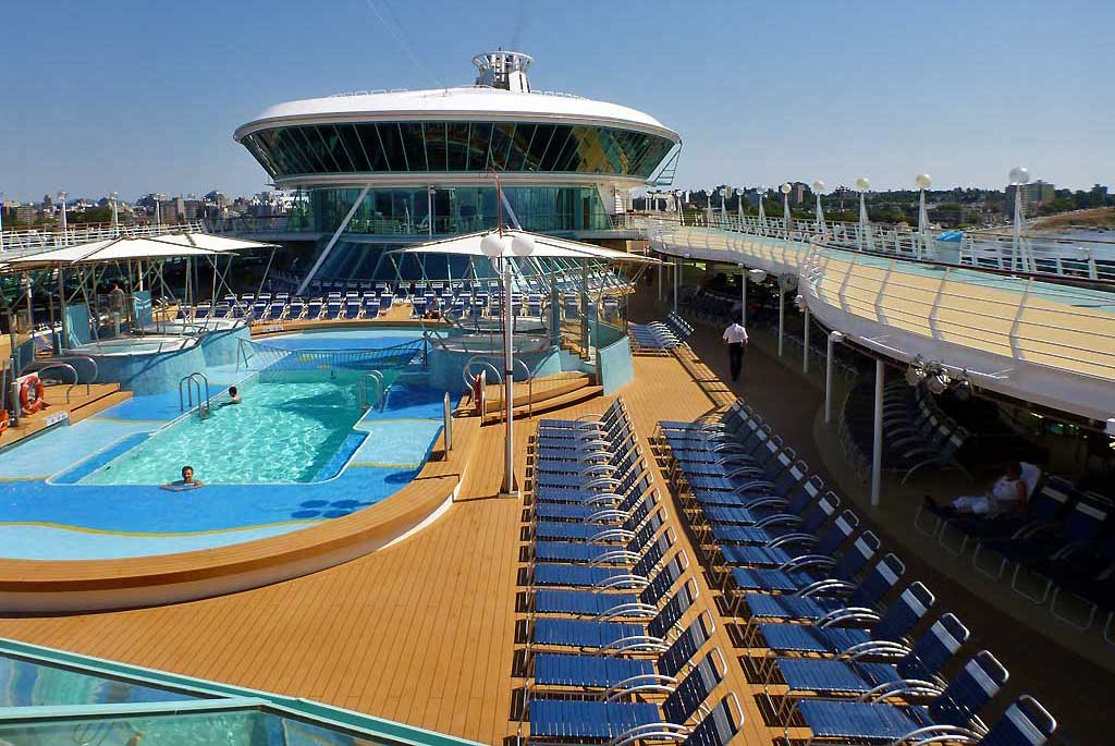Cheapest Cruises in The World - Rhapsody of The Seas