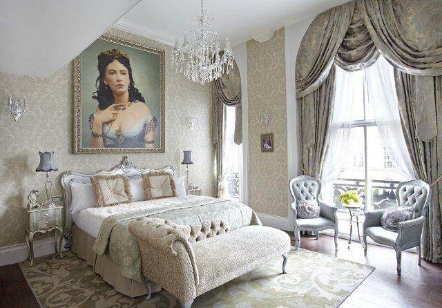 The Cora Pearl Suite Grosvenor hotel