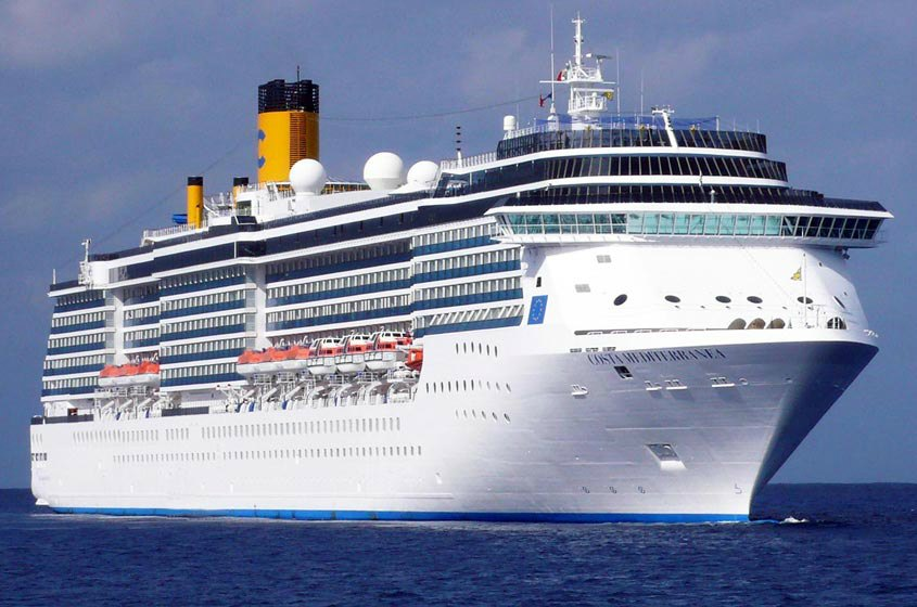 Costa mediterranea cheap cruises