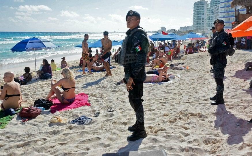 US Travel Advisory Cancun