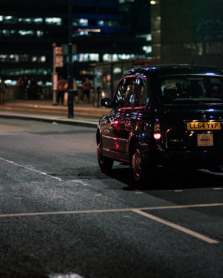 Visiting London- DOn't take the airport taxi