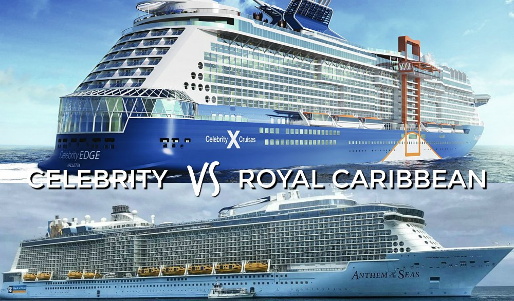 Celebrity VS Royal Caribbean - Top 5 Differences to Help You Decide