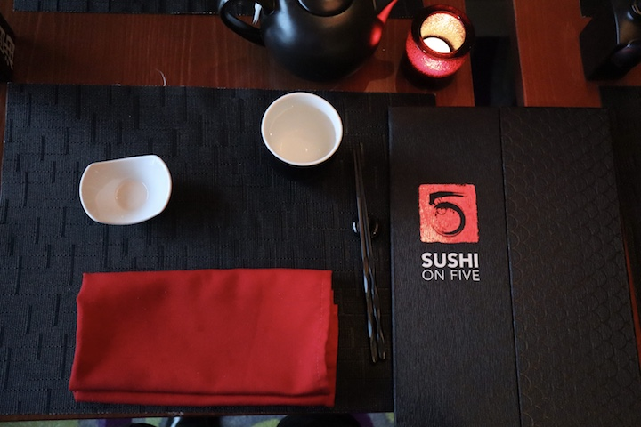 Sushi on Five Millennium