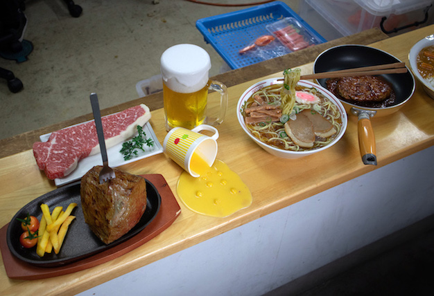 Gujo food replica workshop