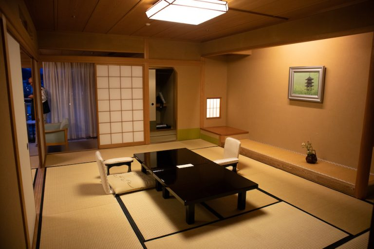 stay at the suimiekan ryokan hotel in gero