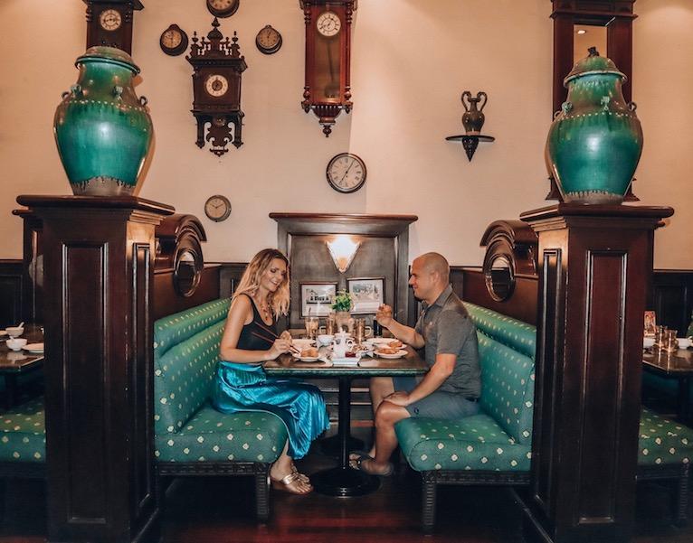 Sarkies Restaurant Majapahit Surabaya