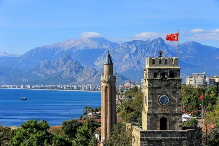 cheapest places to travel 2019 - antalya turkey