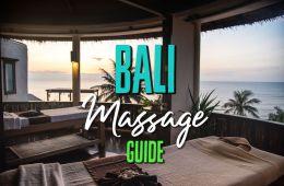 Bali Massage Guide